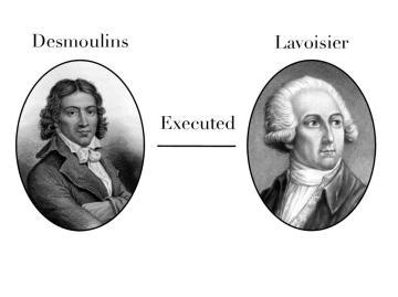 Desmoulins Lavoisier
