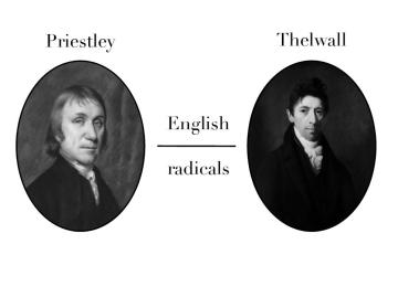 Priestley and Thelwall