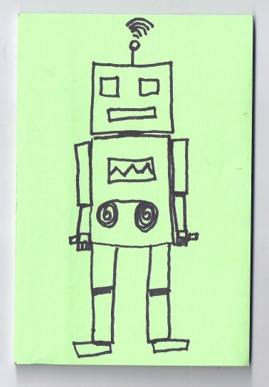 robot by Ludo