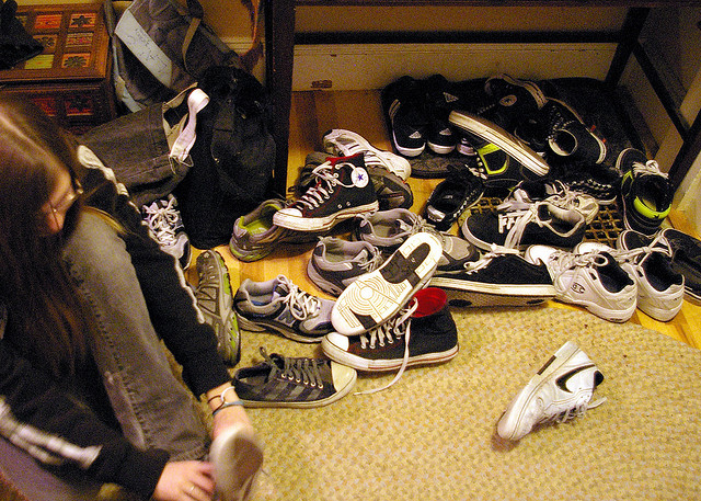 Shoes - Some rights reserved paul-w-locke